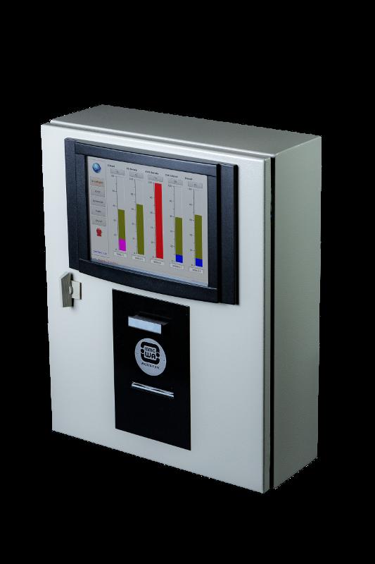 DFC-920 Tartálykészlet elszámoló rendszer